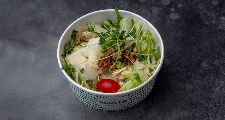 Salat Ruccola-Parmesan